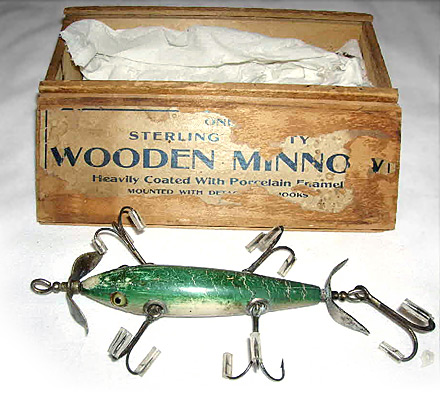 Pflueger Sterling Trade Minnow