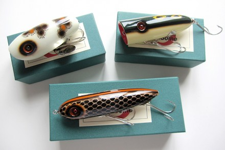HandSome Lures - Wildwalker, Popstar and Scooper