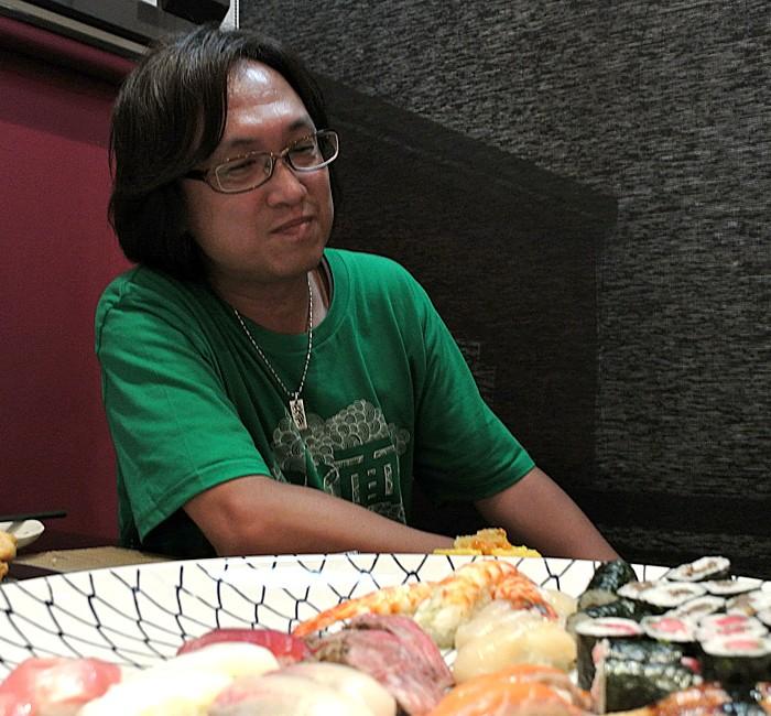 Handsome Lure's Taizo Shimasaki