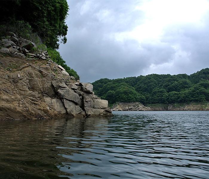 Takayama-dam