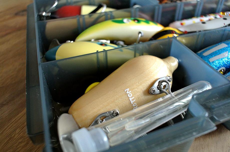 Topwater Tackle Box