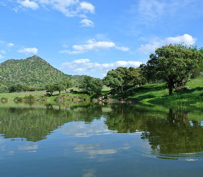 Kayaking Encinarejo
