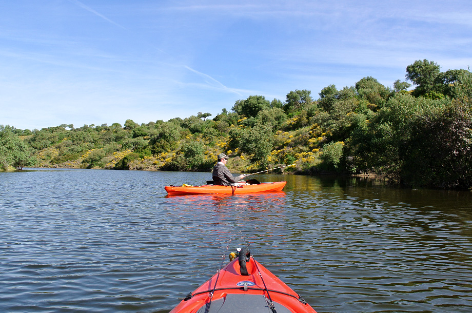 Kayaking Navallana