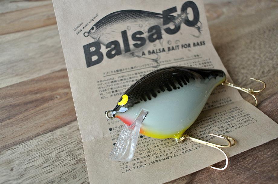 Saurus - Balsa50 Classic